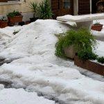 Maltempo Veneto: frane e famiglie isolate nel Trevigiano, scantinati e garage allagati [FOTO]