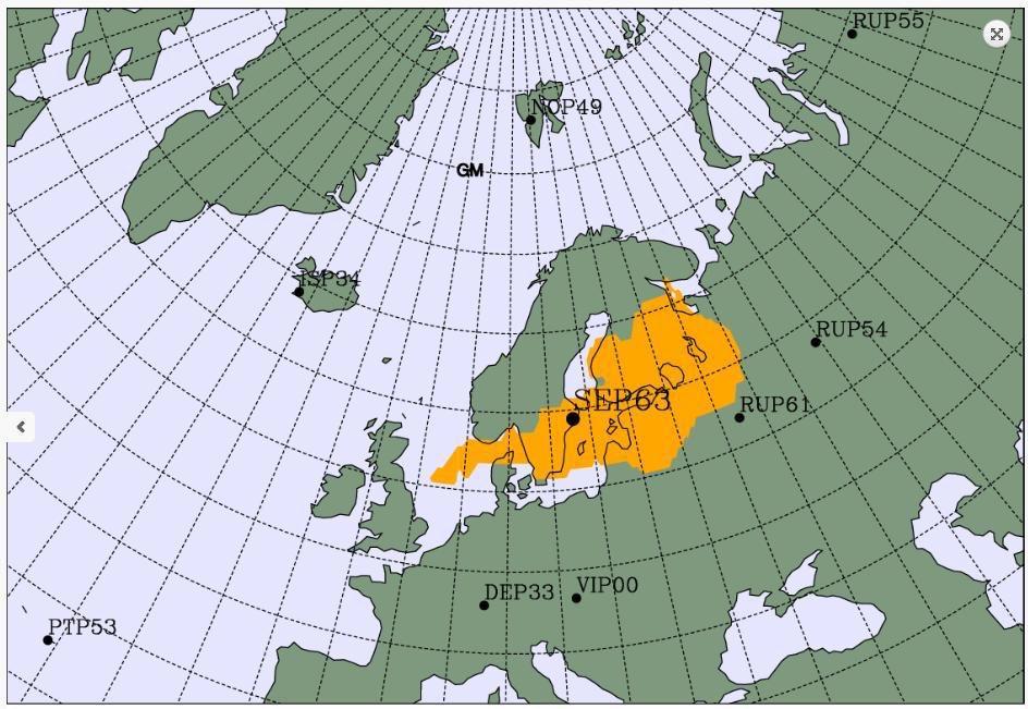 Nube radioattiva in Nord Europa, la Russia nega