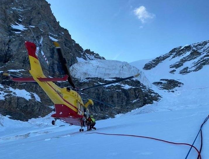 soccorso alpino gran paradiso