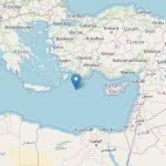 Forte scossa di terremoto al largo di Grecia e Turchia [DATI e MAPPE]