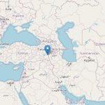 Forte scossa di terremoto nell'est della Turchia [DATI e MAPPE]