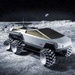 Tesla Cybertruck trasformato in un rover lunare: un incredibile veicolo a 6 ruote, potrà mai diventare realtà? [FOTO]