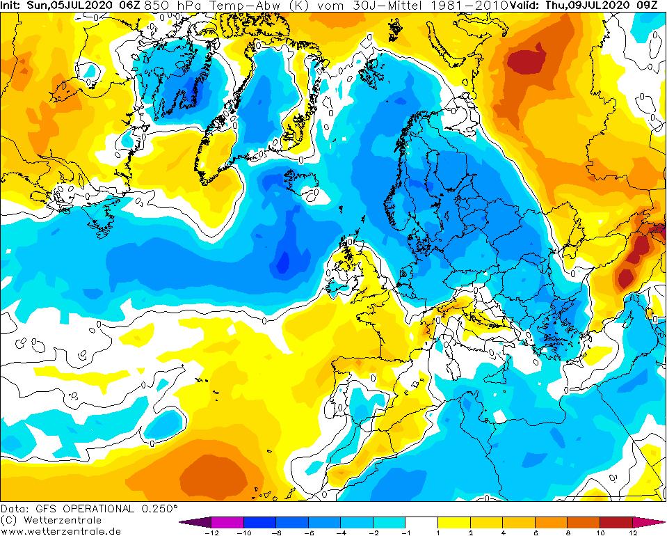 Meteo Canazei: Previsioni fino a Martedi 7 Luglio