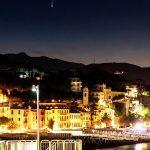 La cometa C/2020 F3 (NEOWISE) incanta l'Italia: le FOTO da Celle Ligure