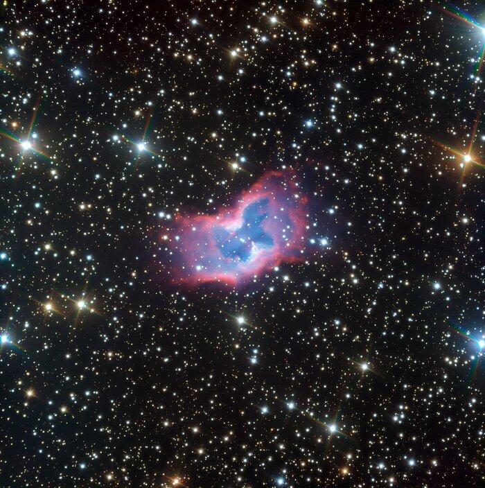 farfalla NGC 2899