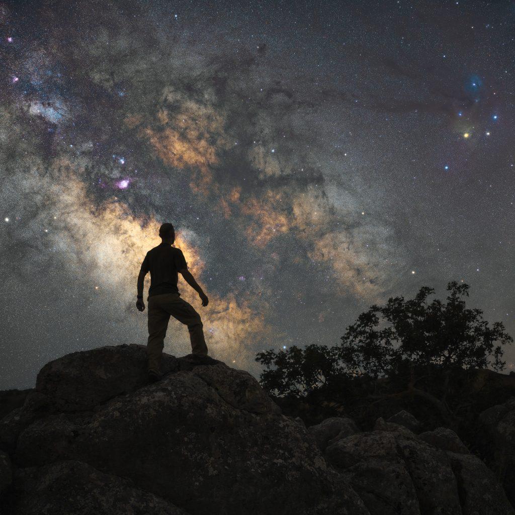 astronomia stelle cielo Massimiliano Pedi