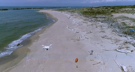 drone toscana