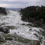 """Maltempo, grandinate ad alta quota in Lombardia: """"pioggia di ghiaccio"""" colpisce l'alpeggio Cancervo in Valle Brembana [FOTO]"""