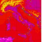 Meteo, inizia la prima ondata di caldo dell'estate: temperature roventi già oggi, raggiunti +40°C in Calabria, +36°C a Roma e Firenze [DATI]