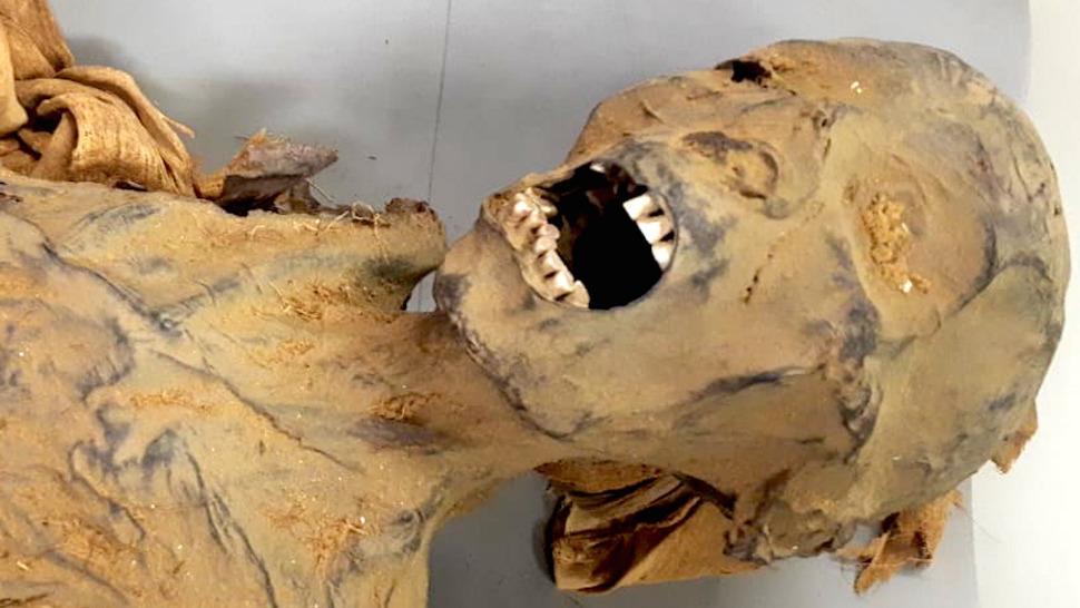 mummia urlante
