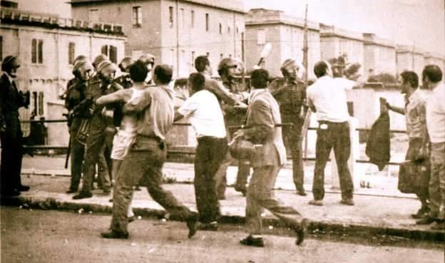 rivolta di reggio calabria 1970