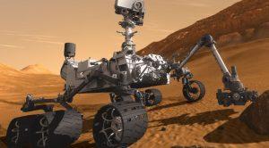 rover perseverance mars 2020