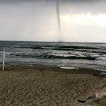 Il maltempo si sposta al Centro/Sud: tornado a Sperlonga, forti temporali tra Lazio e Campania [FOTO e VIDEO]