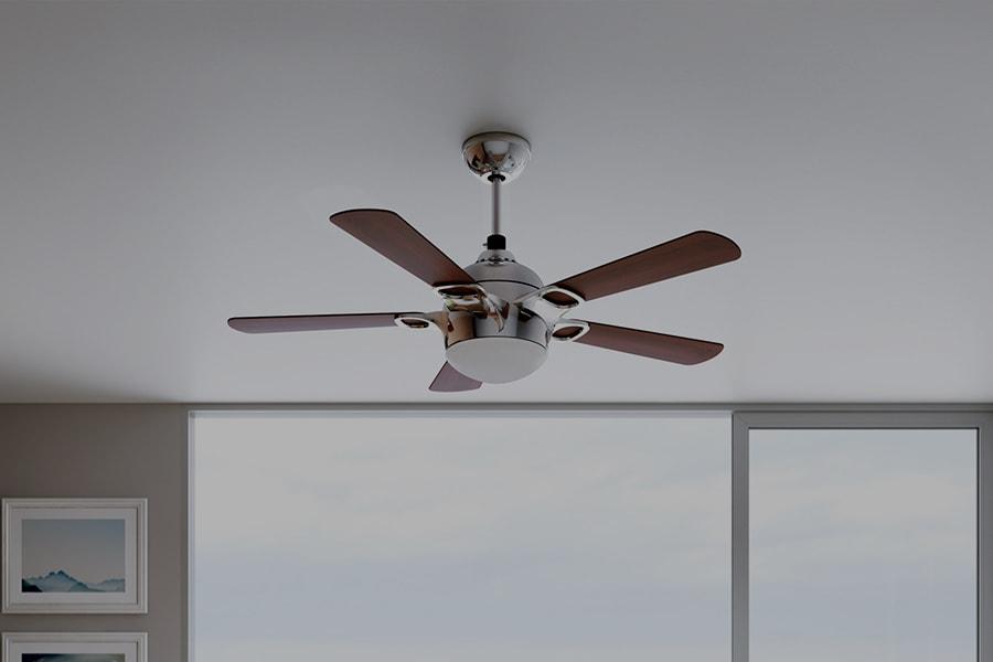 ventilatore tetto casa
