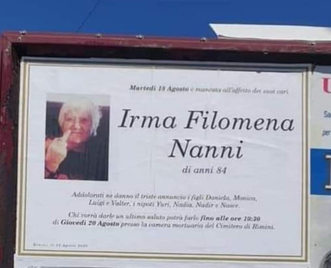 Irma Filomena Nanni