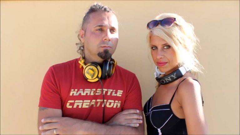 Viviana Parisi con il marito, Daniele Mondello