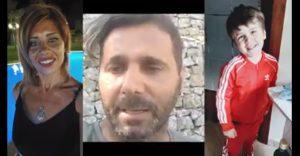Viviana e Gioele: l'accorato appello su Facebook della marito della Dj scomparsa con il figlio [VIDEO]