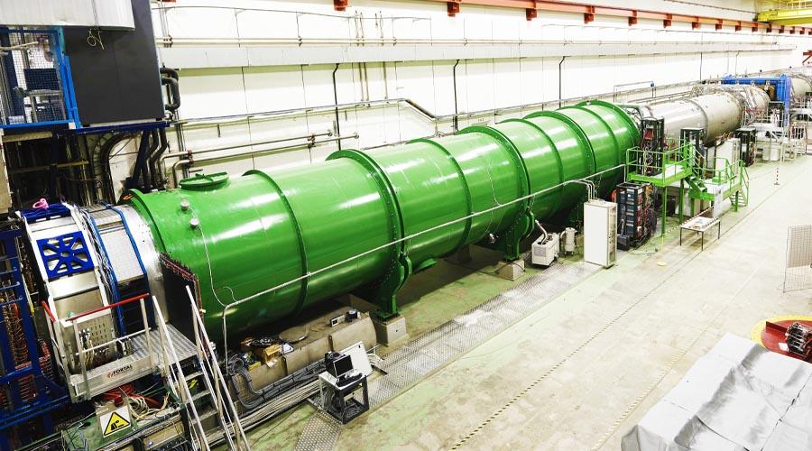 esperimento NA62 al CERN