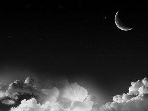 luna nera black moon
