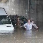 Maltempo, forti temporali in Basilicata: nubifragio e allagamenti a Potenza, interviene l'Esercito. Tromba marina a Maratea [FOTO e VIDEO]