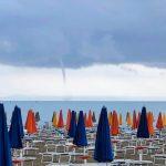 Maltempo Friuli Venezia Giulia: spaventosa tromba marina a Lignano [FOTO]