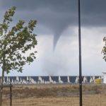 Maltempo in Calabria, sfilata di tornado tra l'Isola di Dino e Praia a Mare [FOTO e VIDEO]