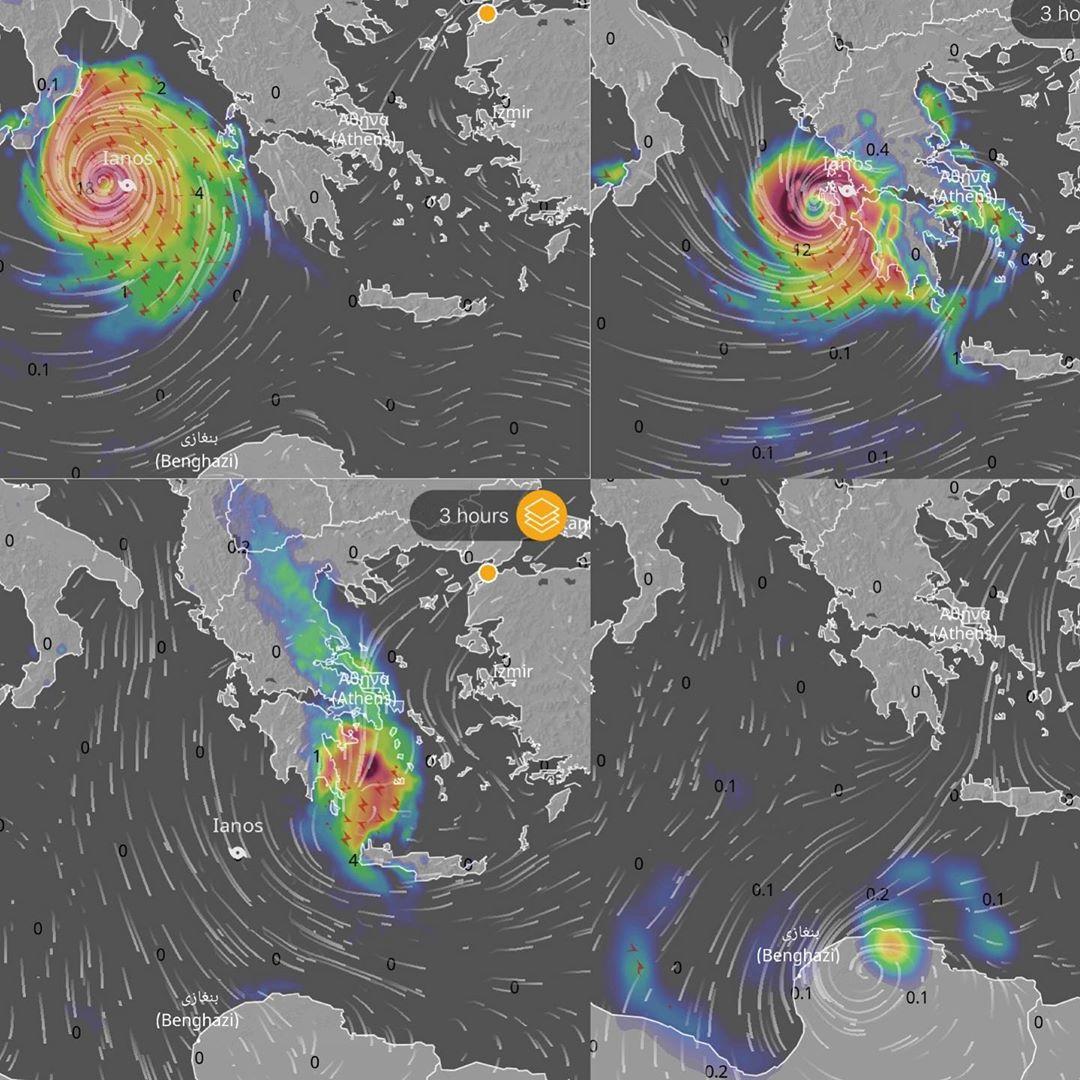 Maltempo, in arrivo ciclone tropicale in Calabria