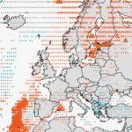 Previsioni Meteo Autunno, caldo fino a inizio ottobre nel Mediterraneo, piogge sotto la media in Europa. Le MAPPE mese per mese