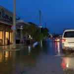 L'Uragano Mediterraneo tocca terra in Grecia con venti fino a 110km/h, Zante e Cefalonia le isole più colpite: già 105mm di pioggia [FOTO e VIDEO]