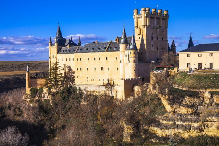Alcazar of Segovia (Spagna)