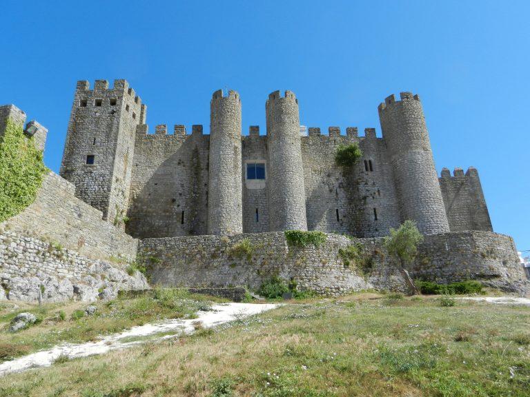Castello di Óbidos (Portogallo)
