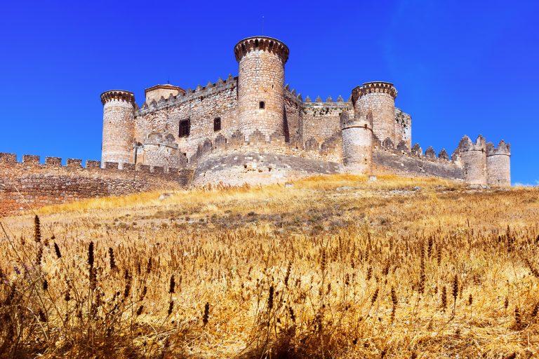 Belmonte castle (Spagna)
