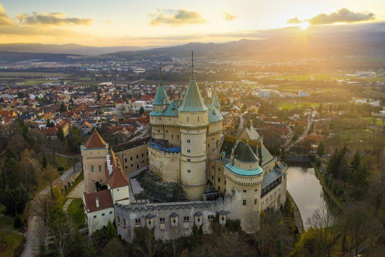 Castello di Bojnice (Slovacchia)
