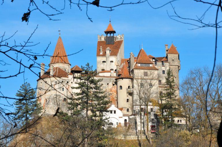 Castello di Bran Romani