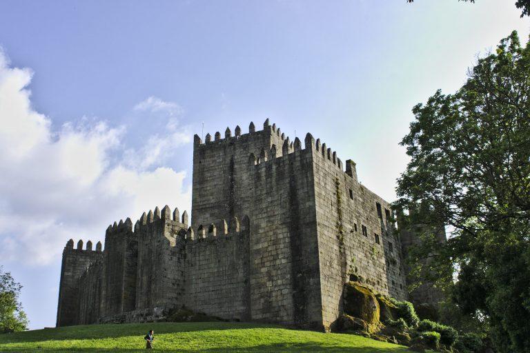 Castello di Guimaraes (Portogallo)