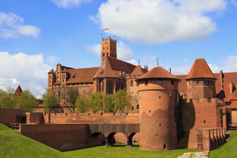 Castello di Malbork (Polonia)