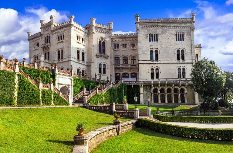 Castello Miramare (Italia)
