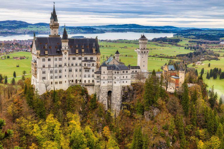 Castello di Neuschwanstein (Germania)