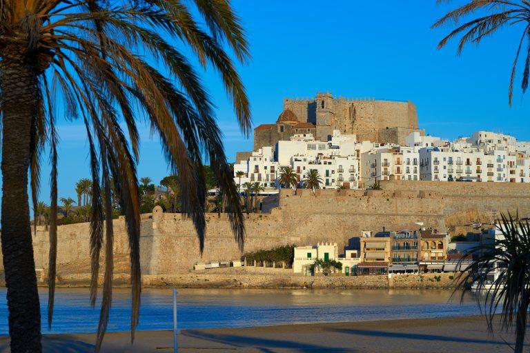 Castello di Peñíscola (Spagna)