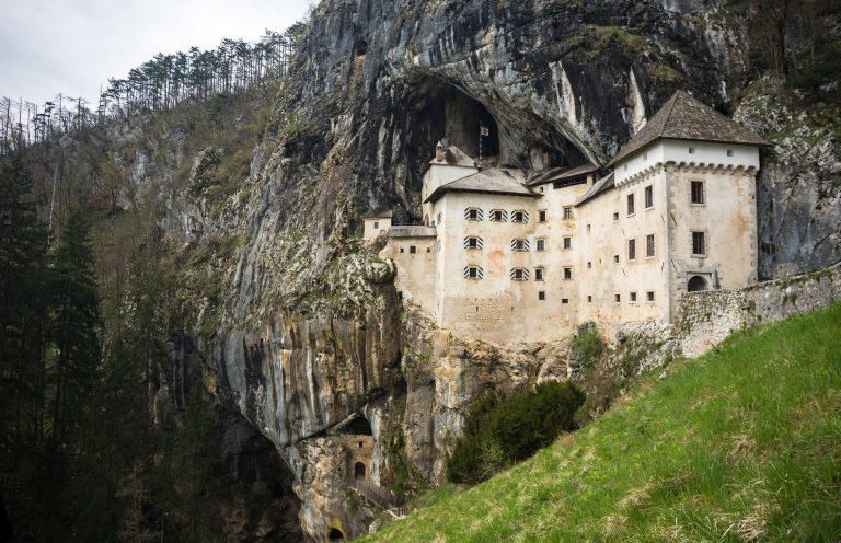 Castello di Predjama (Slovenia)
