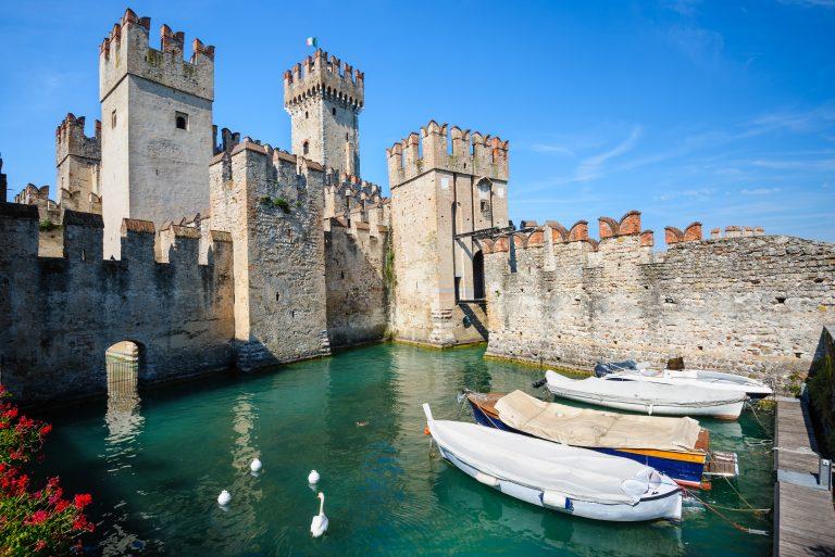 Castello di Sirmione (Italia)