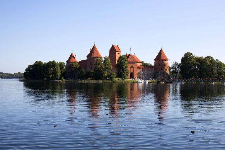 Castello di Trakai (Lituania)