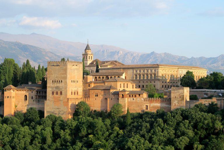 L'Alhambra di Granada (Spagna)