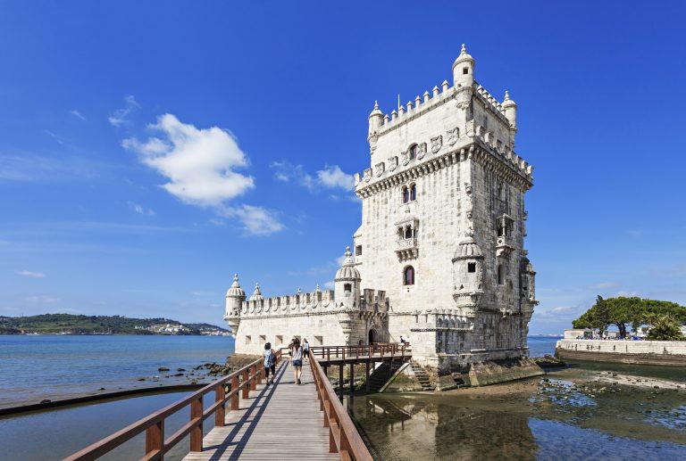 Torre di Belèm (Portogallo)