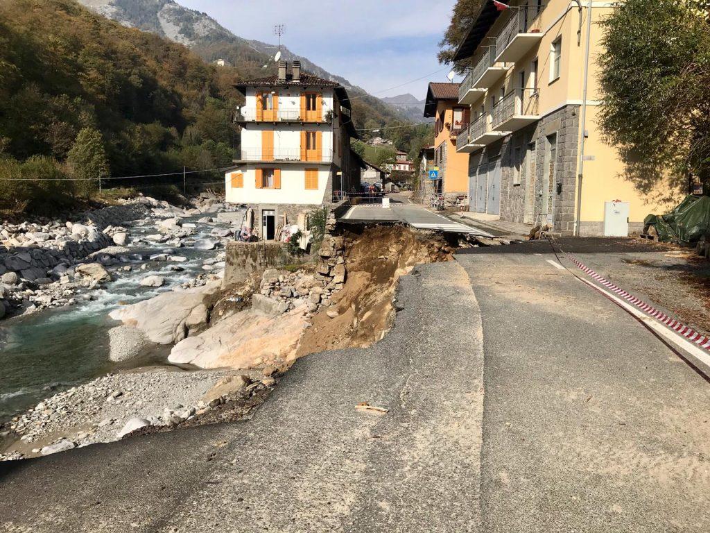 alluvione piemonte