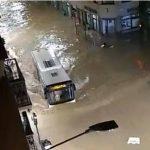 Maltempo, forti criticità in Liguria: Ventimiglia e Imperiese zone più colpite, comuni isolati ed evacuazioni [FOTO]