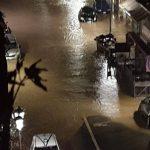 Maltempo Piemonte e Liguria, alluvione a Ventimiglia nella notte: il fiume Roya sommerge la città [FOTO e VIDEO]