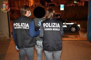 arresto Enna violenza disabile