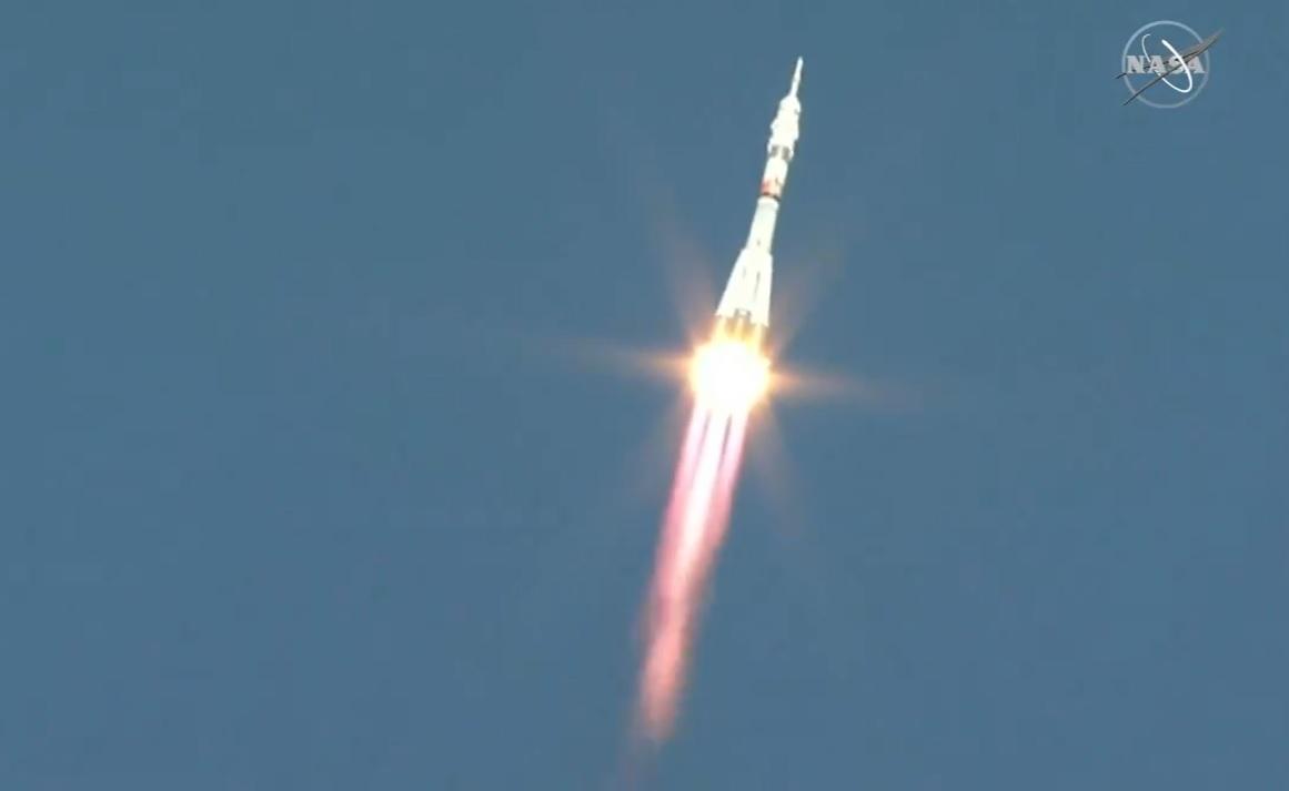 astronauti lancio nasa