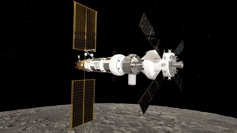 lunar gateway orion